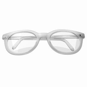 3D cubitts glasses