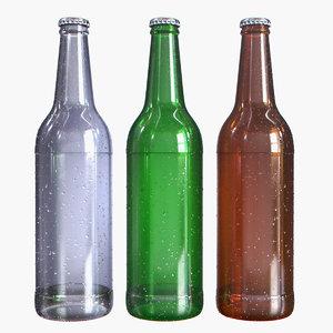 beer bottle model