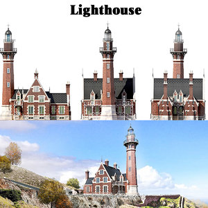 3D project lighthouse