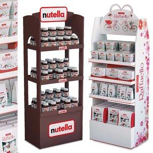 showcase 020 raffaello nutella model
