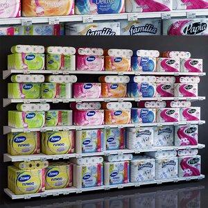 3D showcase 019 toilet paper