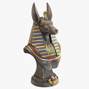 anubis god afterlife model