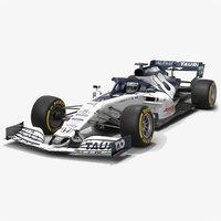 Scuderia AlphaTauri F1 AT01 Formula 1 Season 2020