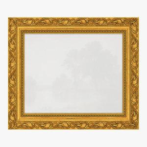 3D frame picture v15 model