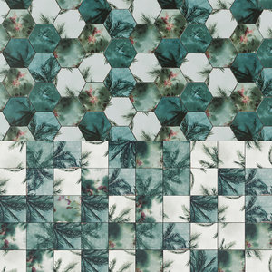 ape ceramica ceramics tile 3D model