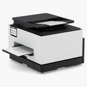 office printer 3D