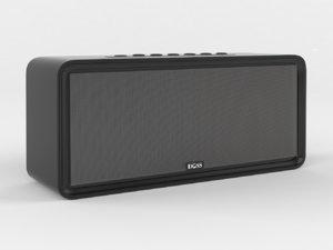 3D doss soundbox xl model