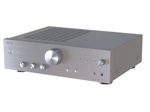 onkyo 9010 amplifier 3D