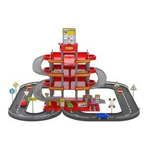 3D toy parking wader model