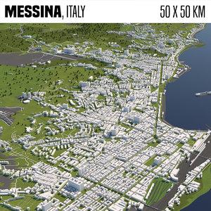 world buildings houses 3D