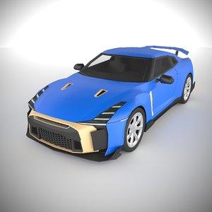 polycar n61 lp1 cars model
