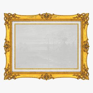 3D frame picture v22