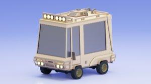 car - truck model