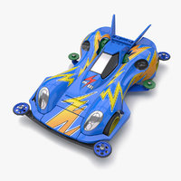 Spin Axe Super-I Chassis