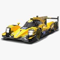 racing team nederland wec 3D