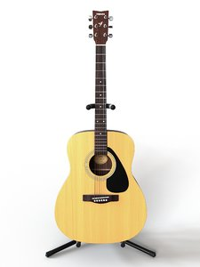 3D dreadnought acoustic guitar yamaha
