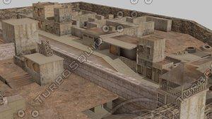 3D arob building