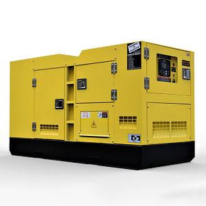 3D power generator model