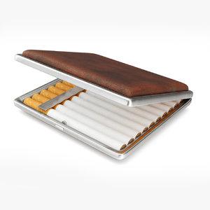 cigarette case model