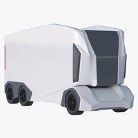 Einride Electric Autonomous Truck