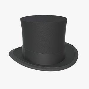 3D black hat