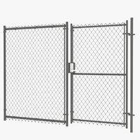 Door Link Fence