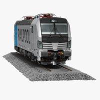 Siemens Vectron Railpool