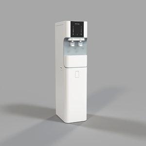 3D water purifier