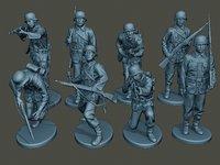 German soldiers ww2 G1 Pack1