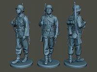 German soldier ww2 walk G1