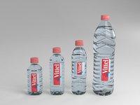 vittel water bottles