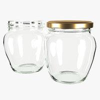 jar glass type5