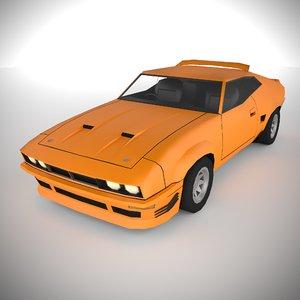 polycar n63 lp1 cars 3D model