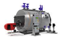 Viessmann Vitomax 200 HS steam boiler