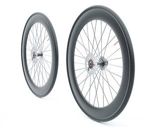 wheels discs 3D model
