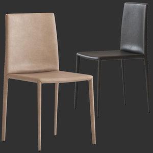 altacom erica chair 3D model
