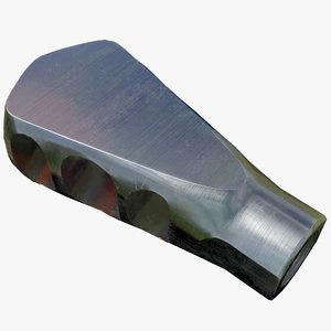 lancer viper muzzle brake 3D