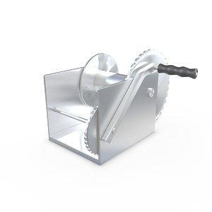 winch 2 3D