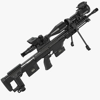 Sniper Rifle DSR-50
