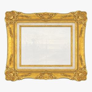 3D frame picture v18