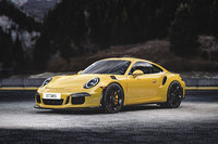 Porsche GT3RS HDRi Scene