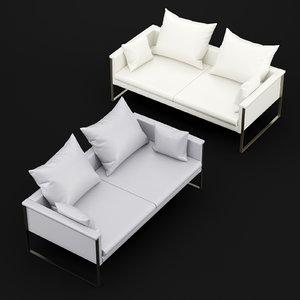 3D sofa design