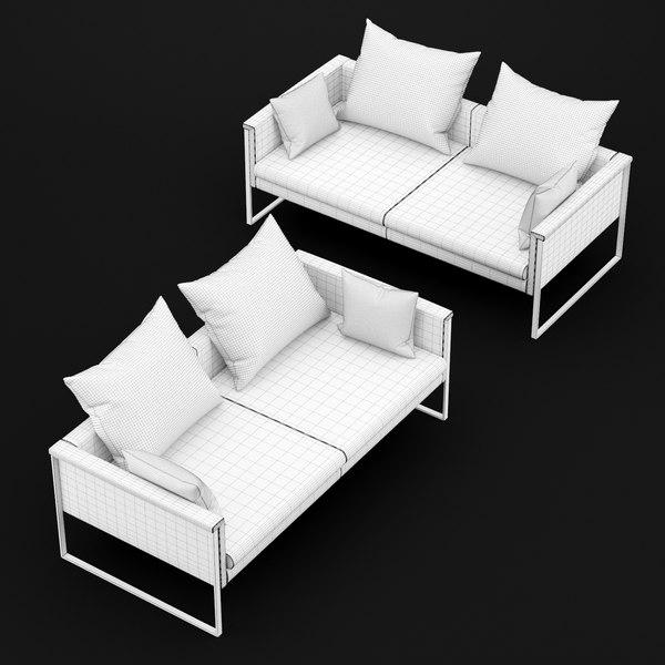 модель Sofa Go Large Double Bt