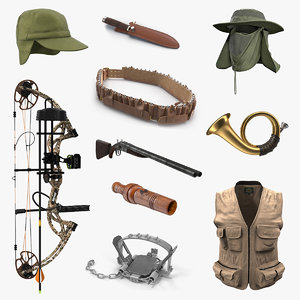 3D hunting equipment 6