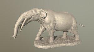 gomphotherium printing 3D