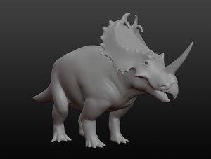 animal dinosaur dino 3D model