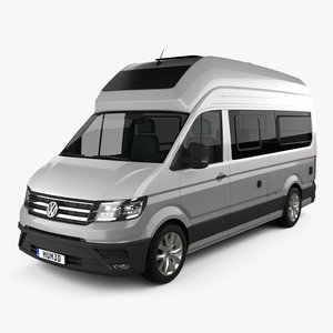 3D volkswagen crafter grand