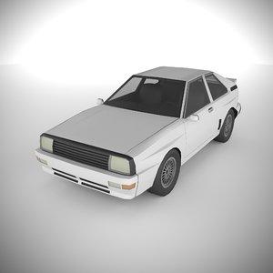 polycar n65 lp1 cars 3D