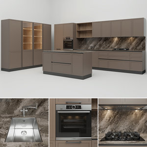 3D gd arredamenti madison kitchen