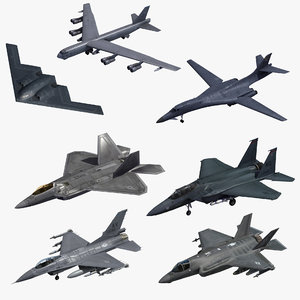 military air force model